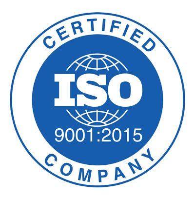 ISO Certified Company